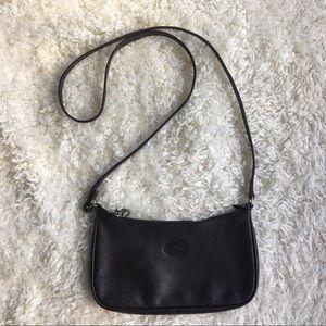 Longchamp Le foulonné Leather Bag